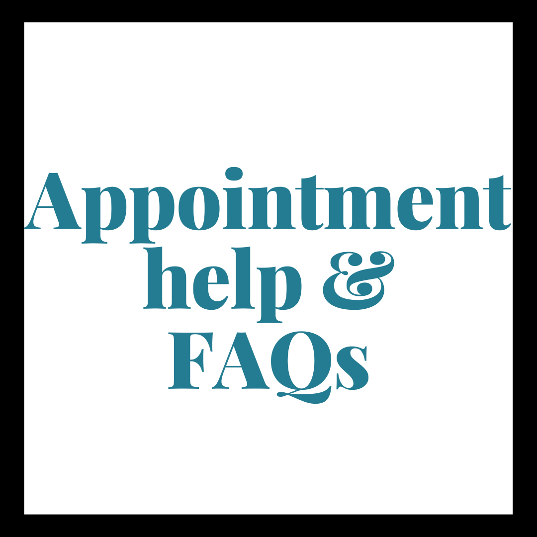 Appointment Help