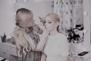 professional makeup artist application